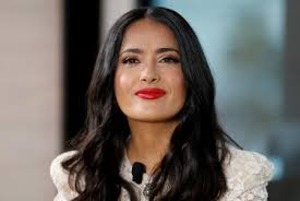 trivago commercial actress salma hayek calls for male to stars to get pay cut nasdaq com