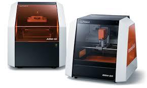 3d milling machine roland dga unveils its 3d printer and a new milling machine