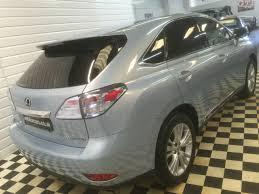 cvt lexus second hand lexus rx 450h 3 5 v6 se i 5dr cvt hybrid auto for sale
