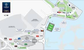 Where Is Wales On The Map Uefa Champions Festival Cardiff 2017