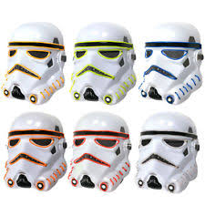 star wars stormtrooper force awakens halloween costume rave party