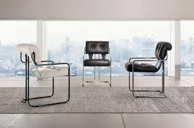 chaise rembourr e chaise en cuir haut de gamme vente en ligne italy design