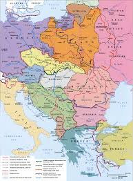 East Europe Map europe maps new zone