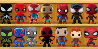 15 most amazing spider man funko pop figures every collector must