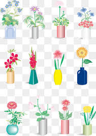 Clipart Vase Of Flowers Flowers In Vase Png Vectors Psd And Icons For Free Download