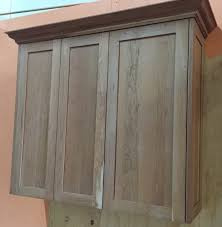 Shaker Kitchen Cabinet Unfinished Natural American Cherry Shaker Kitchen Cabinets