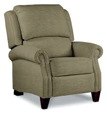 furniture high leg recliners for inspiring tufted chair style