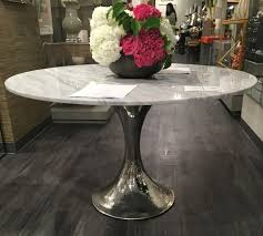 marble and metal dining table big chassis ideas of metal dining table base vuelosfera com