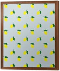seamless lemon pattern vintage yellow lemons seamless pattern background vector lemon