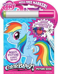 image rainbow dash colouring book jpg my little pony