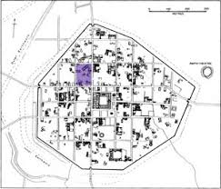 roman insula floor plan the insula ix excavation