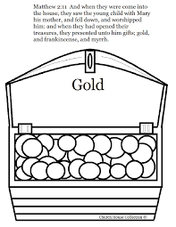 church house collection blog gold frankincense myrrh coloring pages
