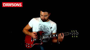 gibson sg standard 2015 electric guitar review youtube