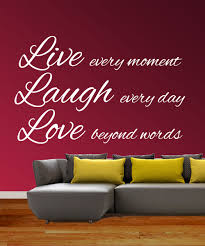 wall quotes large loads designs choose from vinyl