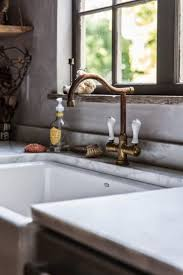 Unlacquered Brass Faucet Waterworks by Unlacquered Brass Kitchen Faucet Home Design Styles