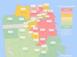 san francisco one bedroom apartments for rent san francisco neighborhoods where one bedrooms are expensive