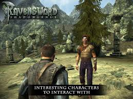ravensword shadowlands apk ravensword shadowlands 3d rpg android apps on play