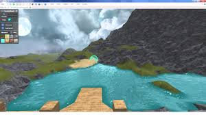 Roblox Maps Smooth Terrain Overview Youtube