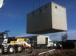 concrete water tanks u0026 wine cellars versatile tanks australia