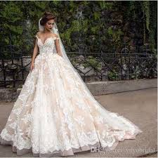 wedding dresses gown luxury ivory chagne arabic wedding dress gown the