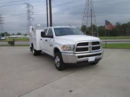 2014 Dodge 3500 Utility Truck - 2014 dodge ram 3500 in texas for sale 35 used cars from 28 995