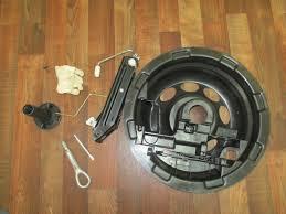 lexus spare tires 03 06 mercedes w209 clk320 used spare tire tool kit oem spare