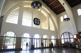 santa fe depot at 100 tiles tourists and skyscrapers the san