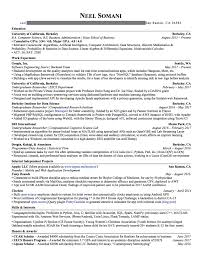 Ideal Resume For Someone With by This Resume Got Me Internship Offers From Google Nsa U0026 More