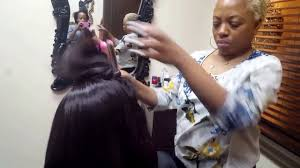 Sherway Gardens Family Day Family Day At The Salon Part One Youtube