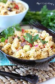 italian pasta salad my kitchen craze