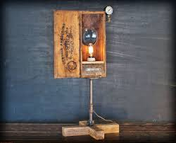 retech steampunk lamps homes and hues
