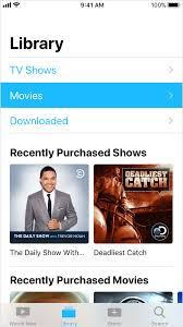 redownload music movies tv shows apps and books from the
