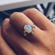 opal wedding ring sets best 25 opal engagement rings ideas on pretty rings