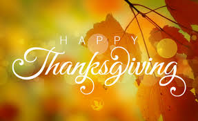 happy thanksgiving pipestone county