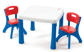 Toddler Patio Chair Step2 Lifestyle Kitchen Kids Table And Chair Set U0026 Reviews Wayfair