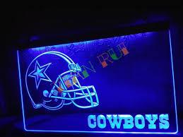Dallas Cowboys Home Decor Online Buy Wholesale Dallas Cowboys Lighting From China Dallas