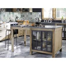 table de cuisine maison du monde 15 best home kitchen island ilot de cuisine images on