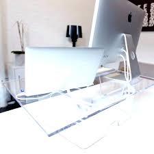 Acrylic Desk Accessories Clear Acrylic Desk Clear Acrylic Desk Organizer Clear Acrylic Desk