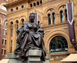 statue of queen victoria sydney wikipedia