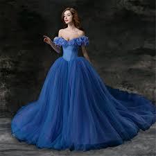 wedding dress blue custom made princess cap sleeve tulle plus size font b