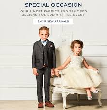 special occasion children u0027s clothing at janie and jack