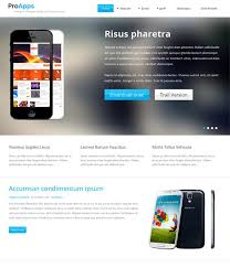 free website templates for android apps this joomla template for promoting apps has a responsive layout a