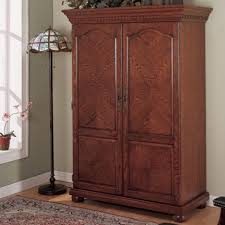 Large Computer Armoire by Furniture Enchanting Corner Computer Desk Armoire To Facilitate