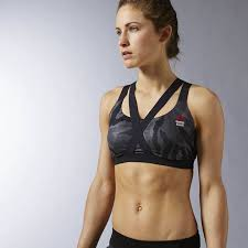 reebok reebok womens clothing sports bras sale online reduction