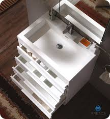 Fresca Medicine Cabinet Fresca Livello 30