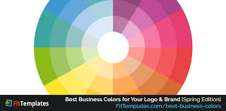 best business colors for your logo u0026 brand spring edition fit
