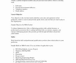 freshers resume sles pdf download mba degree resume sle free format for template experienced