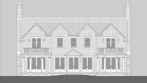 Shingle House Plans Timber Cove Shingle Style Home Plans By David Neff Architect