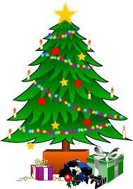 christmas tree logo clipart clipartxtras