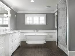 Master Bathroom Paint Colors by Bathroom Picture Frame On The Charming Light Purple Wall Comfy